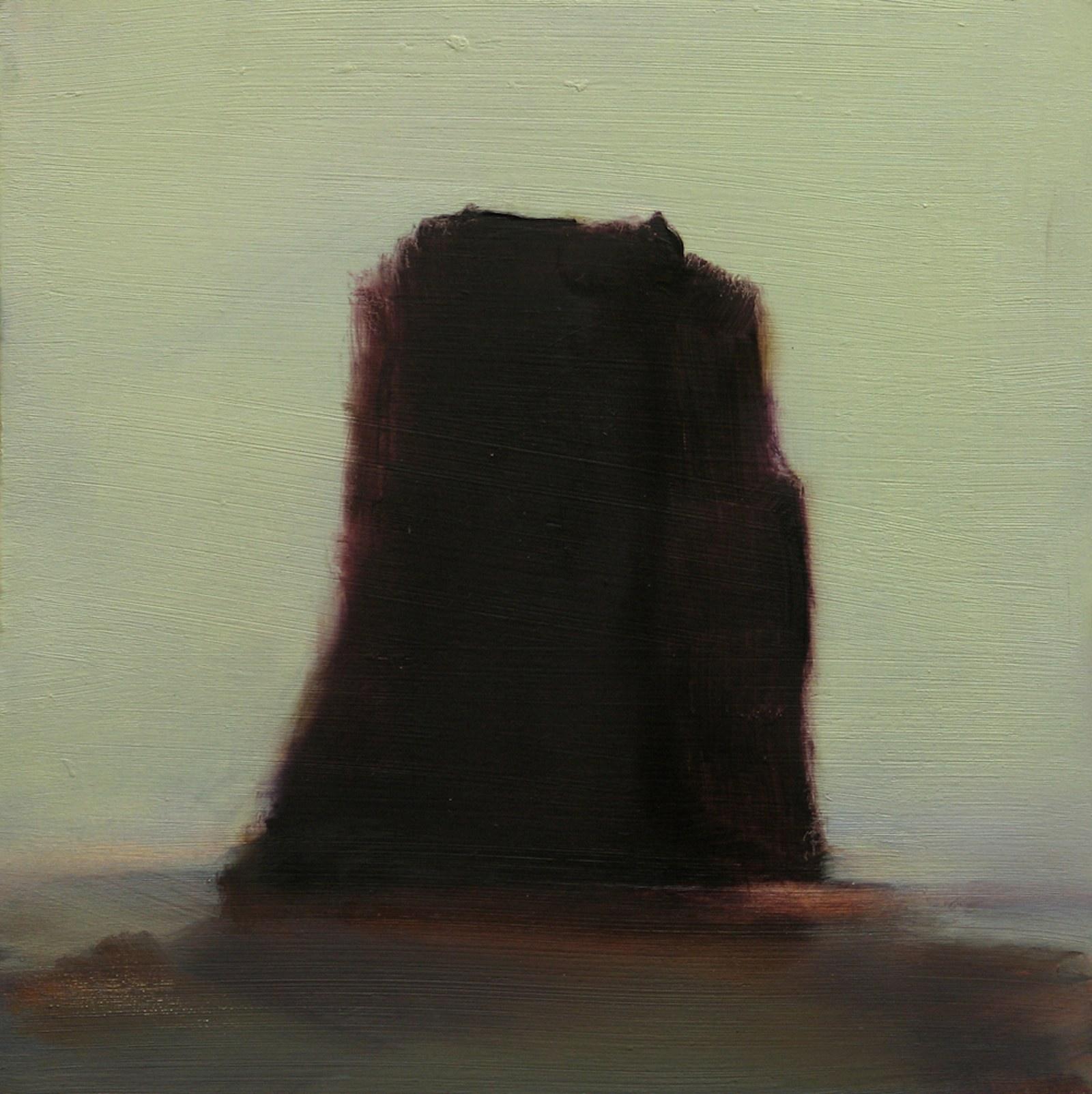 Arles, öljy levylle, 25 x 25cm, 2009