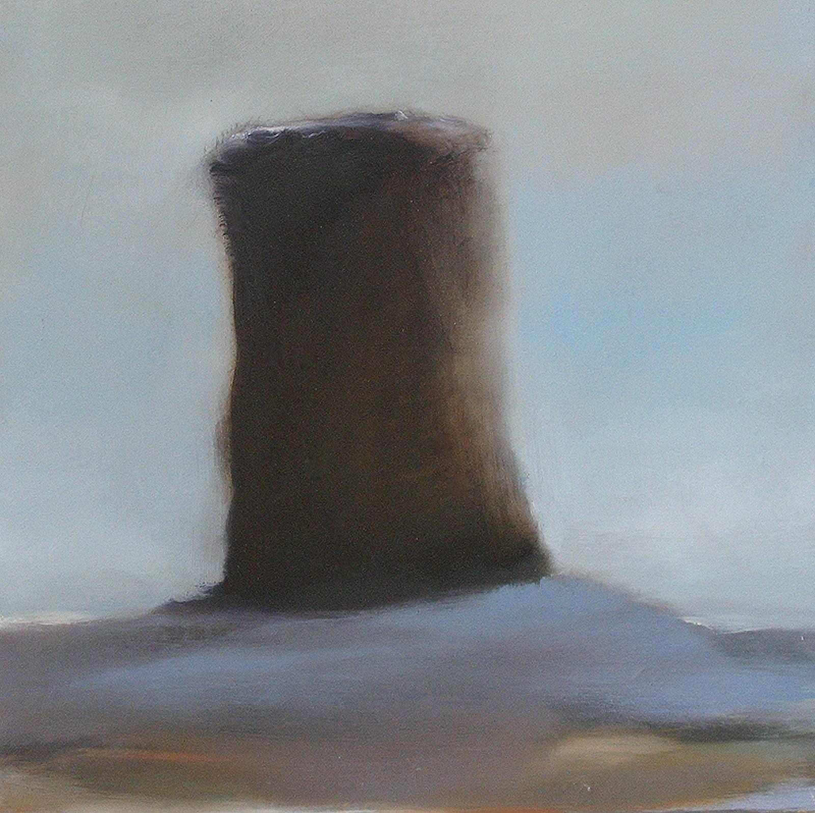 öljy levylle, 25 x 25cm, 2006