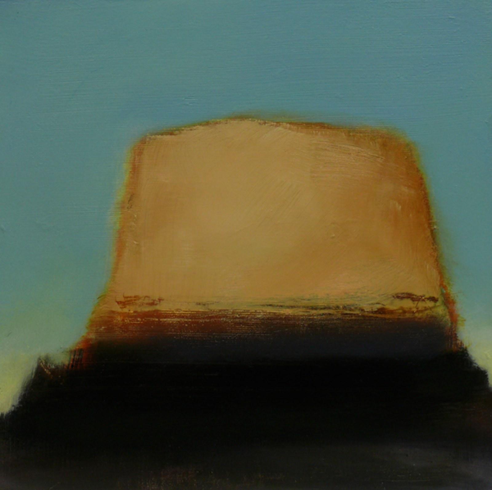 Max, öljy levylle, 25 x 25cm, 2009