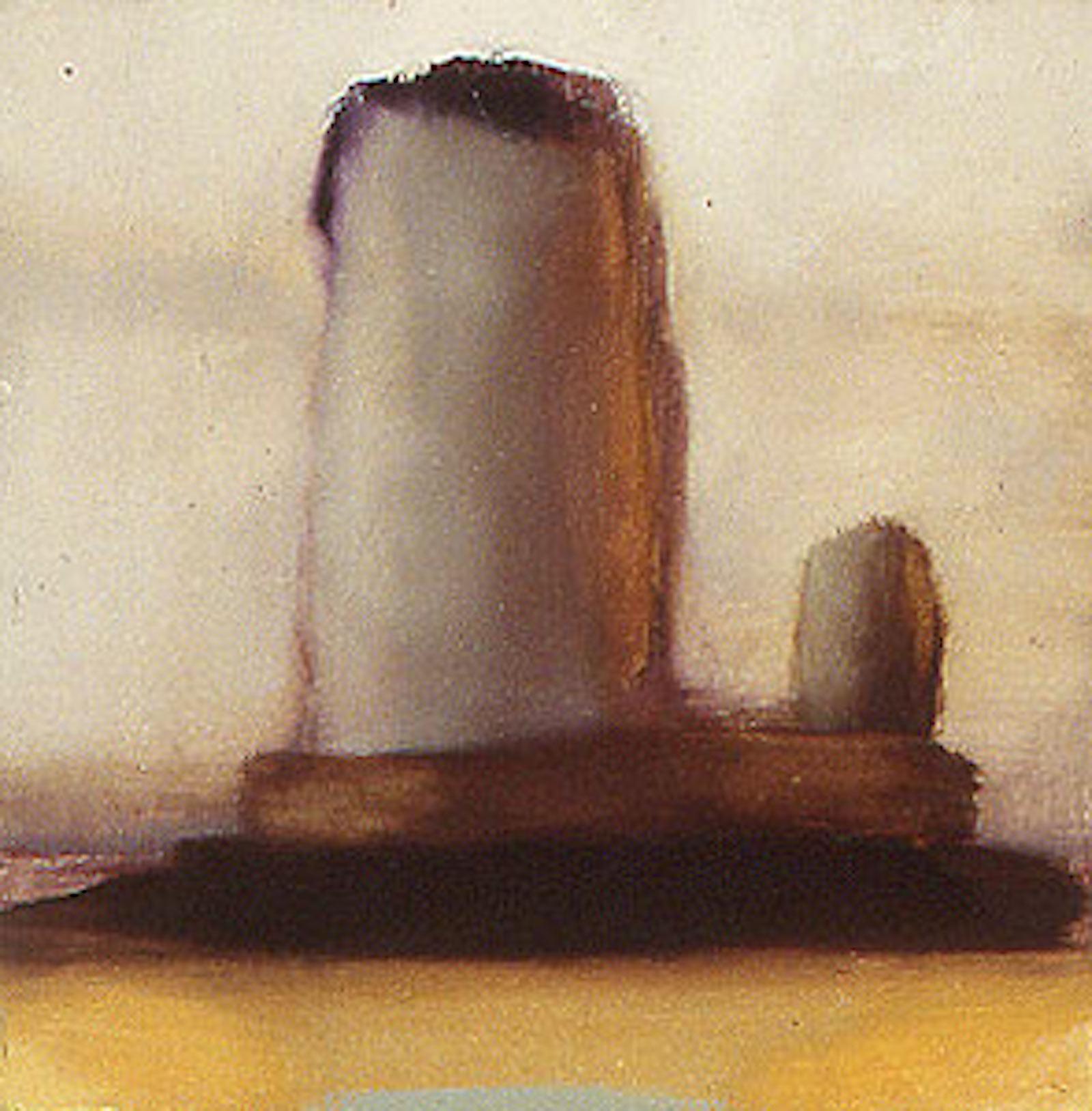 Kaksin, 25 x 25 cm, 2003