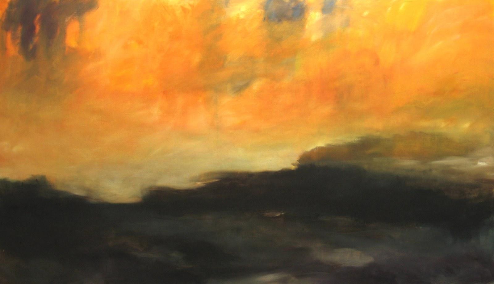 katoavainen, 122 x 240 cm, 2009