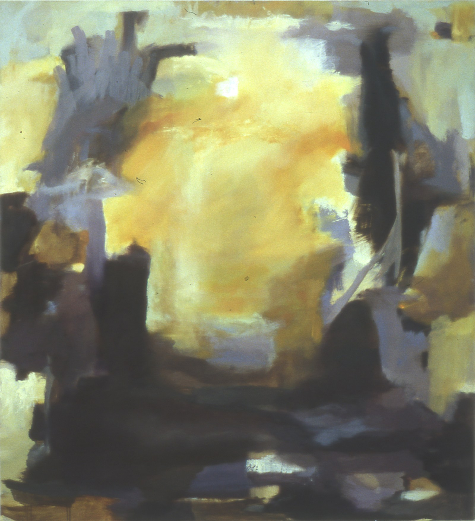 misse, 122 x 110 cm, 2009