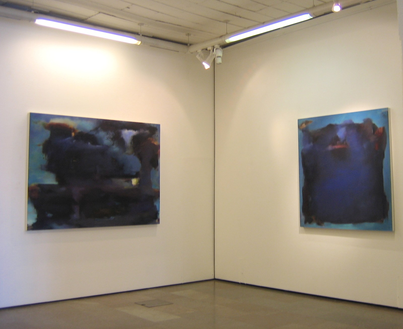 Installation shot, Galleria Just, Turku, Finland, 2009